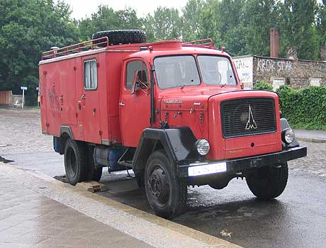 Magirus Deutz Mercur