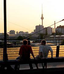 auf der Modersohnbrücke