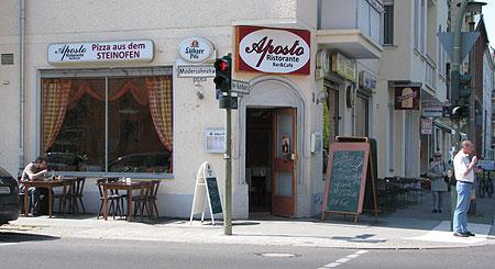 Aposto - Italiener in Friedrichshain