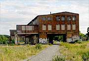 alte Glasfabrik auf Stralau