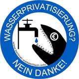 Wasser privatisieren nein danke!