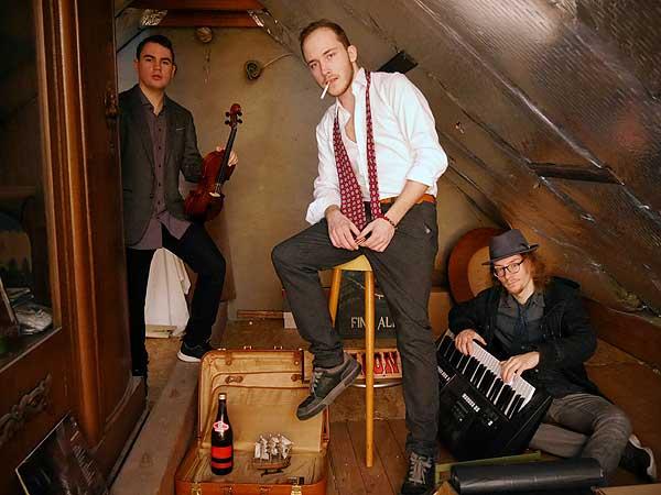 Schreiber & Band