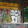 altes Glasfabrikggebäude auf Stralau