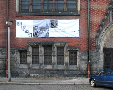 Ausstellung am Rudolfplatz