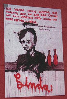 Street Art Linda