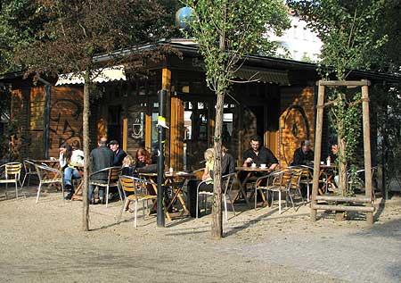 Café  am Boxhagener Platz
