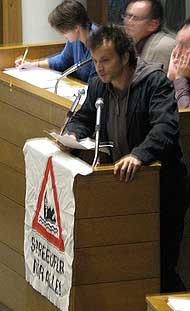 Carsten Joost - Initiative Mediaspree versenken