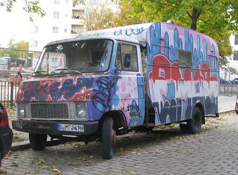 HAnomag Wohnmobil